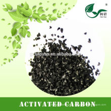 Populaire vente chaude oreiller de granule de charbon actif