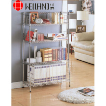 Adjustable Metal Brochure Display Wire Book Rack (CJ9045180A4C)