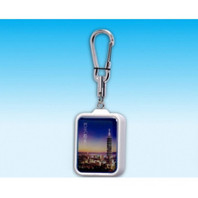 Keychain - Scenery series- Taipei city