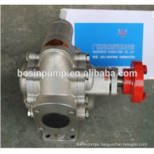 stainless steel cooking gear oil pump, Olive oil transfer pump, Soybean oil transfer pump