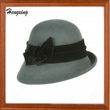 Классическая шляпа для Леди