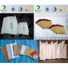 Wax Coated Brown White Fruit Growing Paper Bag Manufacturer in China