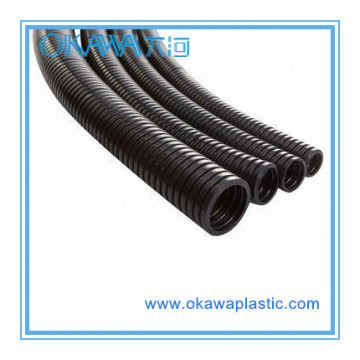 16.5*21mm PE Material Corrugated Conduit Pipe