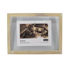 Art Frame mit Eisen Gaze für Home Decoration