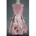 Quality Mikado Prom Dress Pretty in Pink