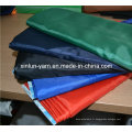 Tissu en nylon de taffetas de Ripstop de polyester pour la veste / tente / sac / boîte