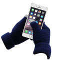 Glove Factory Touch screen Colorful Knitted Gloves