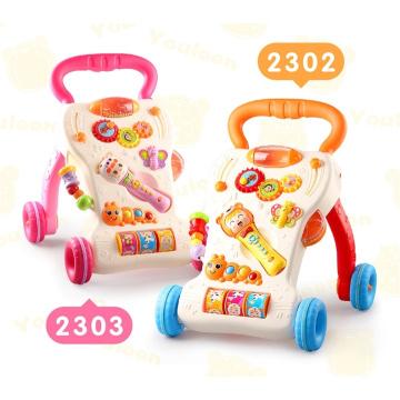 La más nueva de alta calidad Mejor Regalo Big Wheel Baby Walker