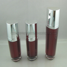 Triangle Shape Lotion Bottles L080D2
