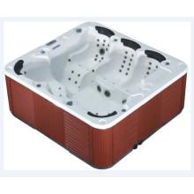 Bañera de acrílico al aire libre del balneario (JL994)