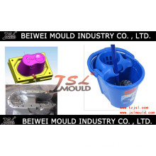 Household Customized Injection Plastic Mop Bucket Mould