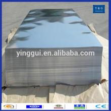 Plaque en alliage d'aluminium / aluminium