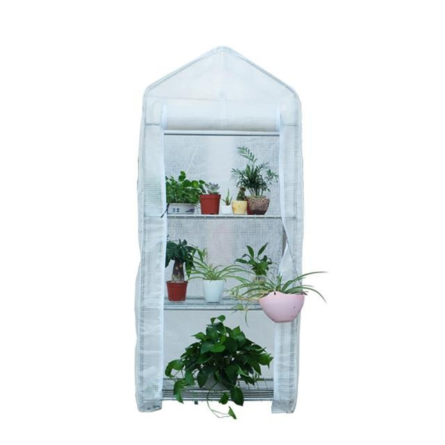 Mini  Garden Greenhouse For  Flowers