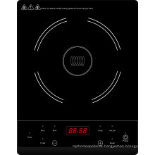 2017 Newest CE/RoHS Approved Push Button Induction Cooker Model SM-DC18