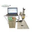 máquina da marcação do laser da fibra do cnc 30w para armas de fogo da marcação