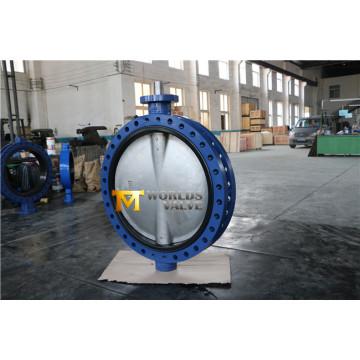 Dn750 U Abschnitt Flansch Absperrklappe mit Ce ISO Wras zugelassen (CBF01-TU01)