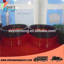 Китай ПМ 230 сплошной бетонный насос поршеня