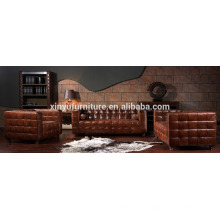 Ensemble canapé salon américain style A634