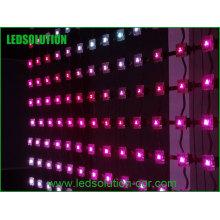 Telão LED para exterior com tela colorida P80