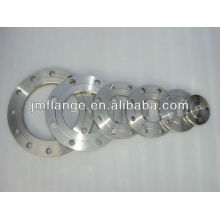 """1/2""""-24"""" GOST 304 high pressure stainless steel flange"""