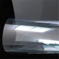 Filme antiembaçante transparente para espelho de banheiro de hotel PET