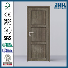 JHK Cheap Price Wood Grain Shaker Style Door