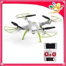 Syma drone x5HW wifi controle quadcopter fpv quadcopter barômetro conjunto altura drone