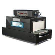Machine d'emballage d'emballage de rétrécissement de la chaleur de film de PE de prix usine pour de petits produits