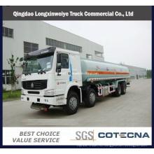 Сверхмощный SINOTRUK HOWO 336HP топливного бака 8 X 4 грузовик