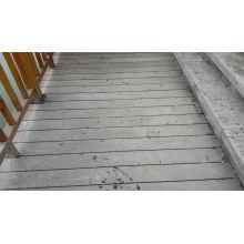 outdoor swimming pool wpc wood-plastic composite decking board/solid hollow wpc deck floor kompozitniho dreva