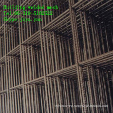 Building welded mesh