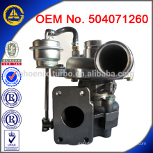 Turbo 504071260 for Fiat Ducato III 2.3