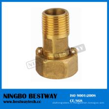 Accessoires de compteur d'eau de type sec en plastique volumétrique Ningbo Bestway (BW-703)