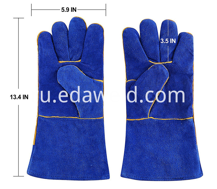 15 Inch Welding Gloves