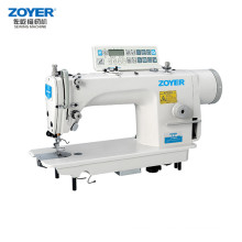 ZY8800D Normal Flatbed Price Garment Factory Double Stitch Sewing Machine