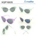 Kqp16935 nuevo diseño hermoso niños a gafas de sol niñas elegantes