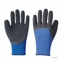 Latex foam hand gloves