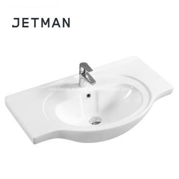 Умывальник для современной ванной комнаты