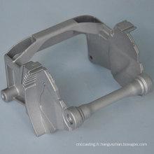 Moulage sous pression adapté aux besoins du client en aluminium mené
