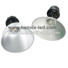 Aluminio disipador de calor al aire libre uso 100w alta bahía bombilla LED