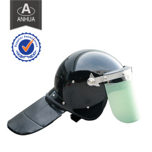 High Quality Police ABS Anti-Riot Helmet with PC Visor