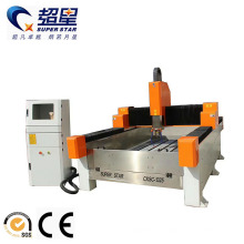 Tallado en maquinaria CNC.