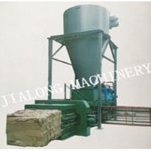 full automatic waste paper baler machine