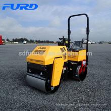 FYL-880 1 тонна Новая продукция Мини Вибро Дорожный каток для уплотнения