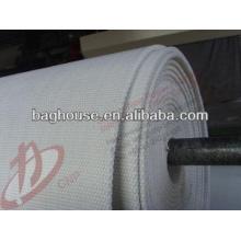 ISO certificación de tela de diapositivas de aire para transportar a los fabricantes de material a granel