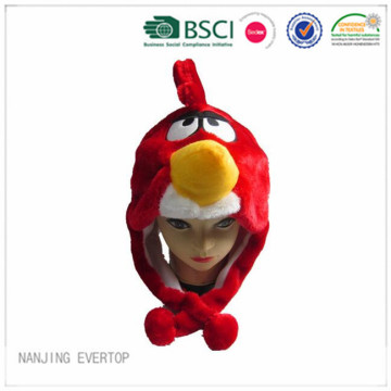 Colorful Angry Birds Animal Hat Wholesale
