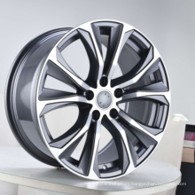 BY-1266 new design 19''  ET48 PCD 120 with 5 hole die casting alu alloy wheel rims for car