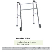 One Button Walker mit Rollen