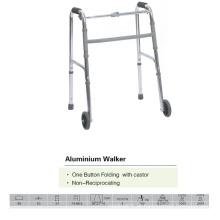 One Button Walker com rodízios