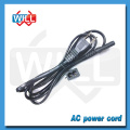 PSE UL approved Japan VFF 0.75mm2 female power cord ends